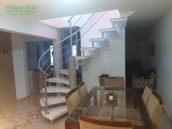 Sobrado Com 4 Suítes À Venda, 125 M² Por R$ 495.000 - Vila Rosália - Guarulhos/sp - So1418