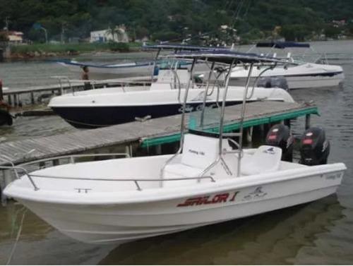 Casco Lancha Sea Crest Fishing 150 - Zero Ano 2022