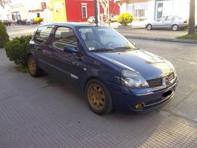 Renault Clio 1.2 16v Authentique 3ptas 2004 Km172000.-