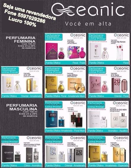 Perfume Importado Diversas Fragrâncias Menor Preço