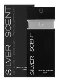 Silver Scent Tradicional 100ml 100% Original Novo Lacrado