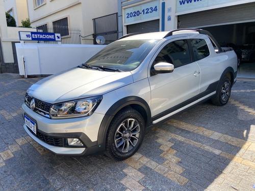 Volkswagen Saveiro 1.6 Cross Cd 16v 2017