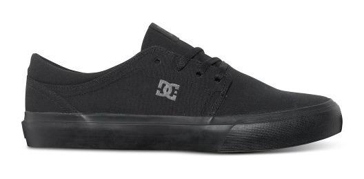 Tenis Hombre Trase Tx Adys300126 3bk Dc Shoes Negro