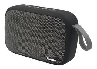 Parlante Bluetooth Portable Kolke Start