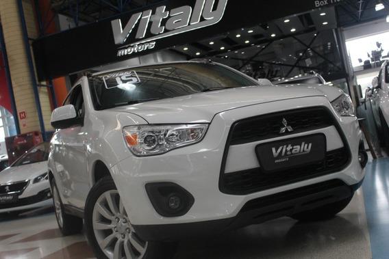 Mitsubishi Asx 2015 Unico Dono Baixo Km