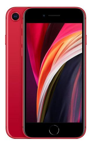 Imagem 1 de 8 de Apple iPhone SE (2a geração) 128 GB - (PRODUCT)RED