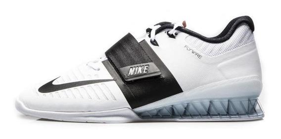 Tênnis Nike Romaleos 3 Crossfit - Power Lifting Lpo
