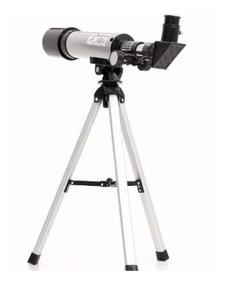 Luneta Telescópio Terrestre Astronômico