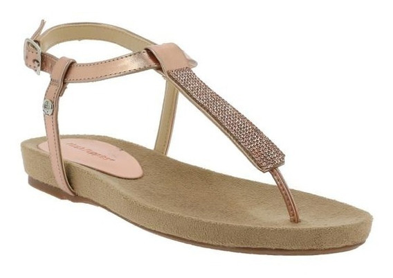 Sandalias Hush Puppies Casuales Mujer Hpshieldoncopper