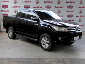 Toyota Hilux Cabine Dupla Hilux 2.8 Tdi Srv Cd 4x4 (aut) Di