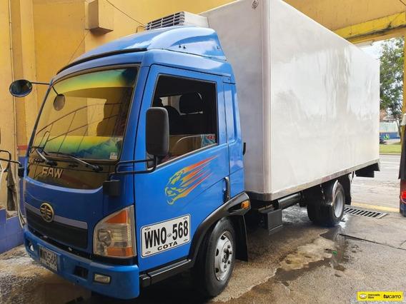 Camiones Furgón Furgones Faw Ca1075