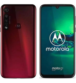 Motorola Moto G8 Plus 64 Gb/4 Gb RamColor Azul O Rojo