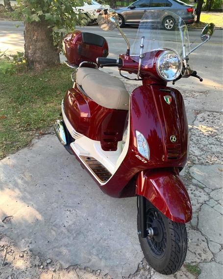 Scooter Zanella Styler 150 Z3 Vintage Retro Unico Dueño