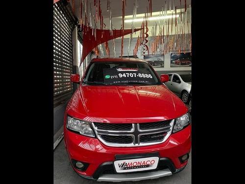 Dodge Journey 3.6 Sxt V6 2012