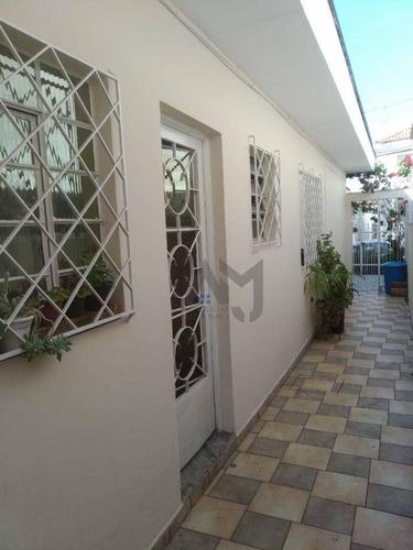 Imagem 1 de 7 de Casa À Venda, 107 M² Por R$ 339.000,00 - Jardim São Cristóvão - São Paulo/sp - Ca0090