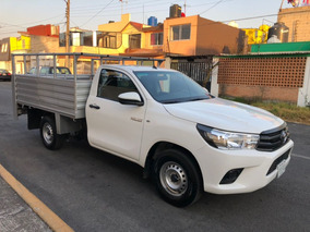 Toyota Hilux Chasis Cabina 2017