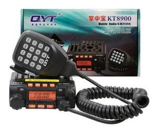 Radio Amador Dual Band Uhf Vhf Kt8900