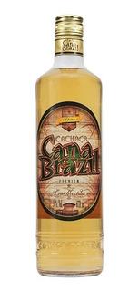 Cachaça Cana Brazil Ouro 670ml - Estilla