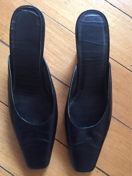 Zapatos Slipers Mujer Banana Republic Importados