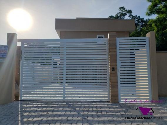Casa Duplex C 2 Qts Em Itaipuaçu