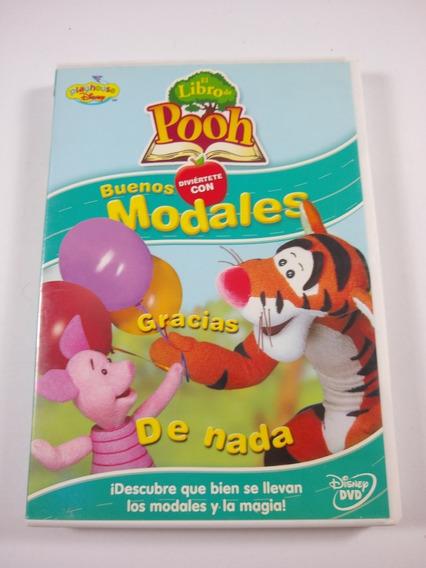 El Libro De Pooh Diviertete Con Buenos Modales