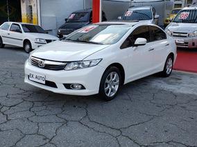 Honda Civic 2014 2.0 Exr Flex Aut.