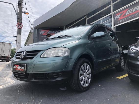 Volkswagen Fox 2009 Completo ( - ) Ar 1.0 8v Flex 4 Portas