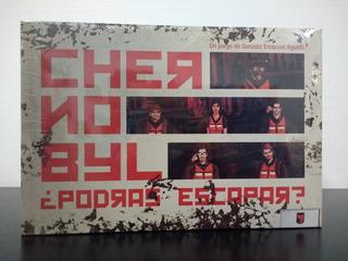 Juego De Mesa Chernobyl