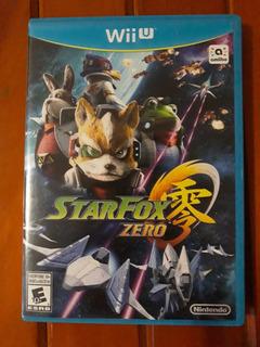 Starfox Zero Para Nitendo Wii U