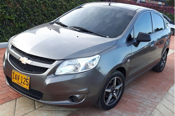 Chevrolet Sail Ls 1.4, Full, 2015.
