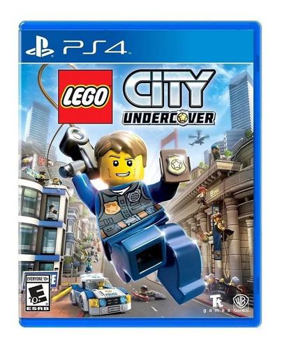 Imagen 1 de 5 de Lego City Undercover Formato Físico Ps4 Original