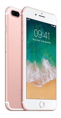 iPhone 7 Plus 32gb Original Nfe -brindes !!!- Vitrine