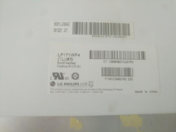 Tela Lcd Para Notebooks 17.1 Pol. Mod. Lp171wp4 Tl 03