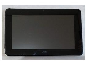 Tablet Aoc Mw0711 Bateria Viciada Não Acompanha Acessórios