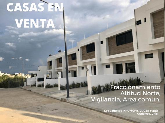 Casas En Venta Fraccionamiento Altitud Norte