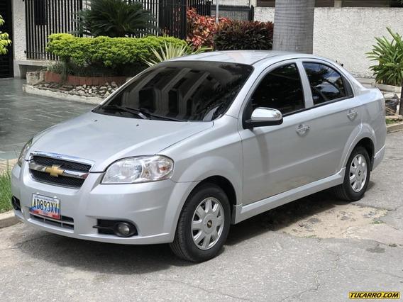 Chevrolet Aveo Aveo Lt