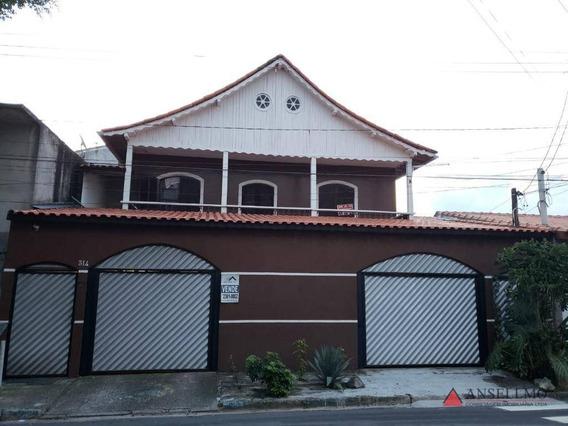 Chácara Com 4 Dormitórios À Venda, 500 M² Por R$ 900.000 - Jardim Das Orquídeas - São Bernardo Do Campo/sp - Ch0014