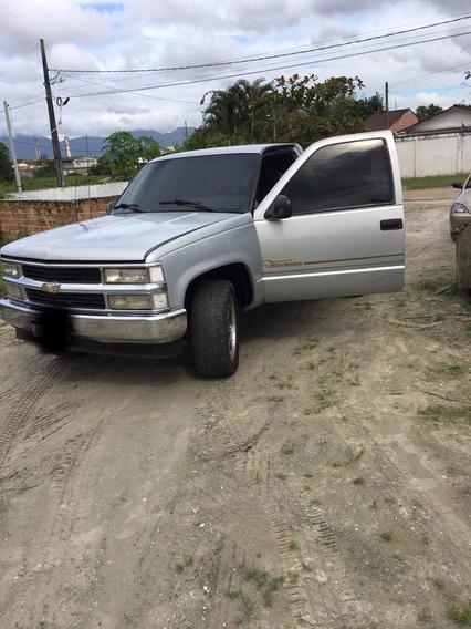 Chevrolet Silverado 4.2 Conquest Hd 2p 2000
