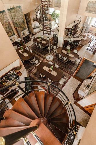 Cobertura Duplex Com 3 Dormitórios À Venda, 286 M² Por R$ 5.000.000 - Real Parque - São Paulo/sp - Co0108