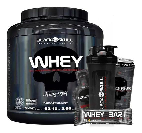 Whey Protein 2kg - Black Skull