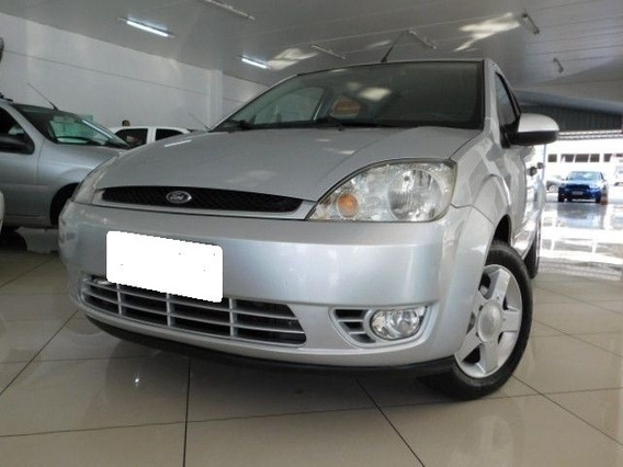 Ford Fiesta 1.6 Hatch 8v Flex 4p Manual 2005 Prata