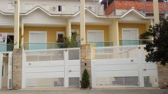 Sobrado Com 3 Dormitórios À Venda Por R$ 370.000,00 - Itaim Paulista - São Paulo/sp - So0015