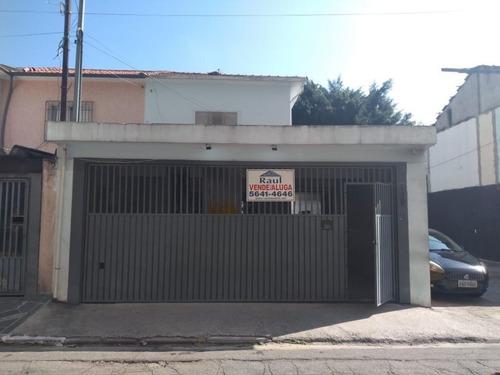 Imagem 1 de 15 de Sobrado Residencial Para Venda/locação Em Santo Amaro - São Paulo/sp  - Rr4784