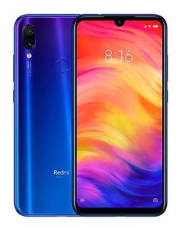 Celular Xiaomi Redmi Note 7 64gb 4gbram Brinde Capa/pelicula