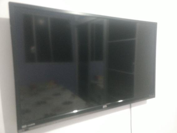 Tv 40 Polegadas Sti Lede Full Hd Em Perfeito Estado De Uso.