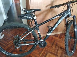 Bicicleta Trinx Aluminio Vrd 700 Pro Poco Uso, Nueva!!