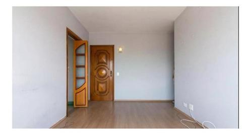 Apartamento Com 2 Dormitórios À Venda, 67 M² Por R$ 430.000 - Anália Franco- São Paulo/sp - Ap7179