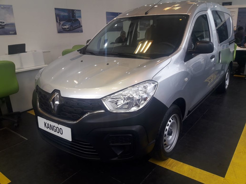 Renault Kangoo Confort 1.6 2021 0km   (e.v)