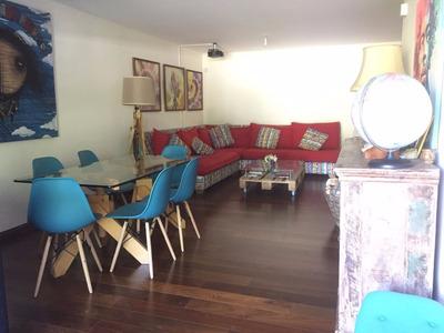 Lindo Apto. Con Jardín, Parrillero, 2 Dormitorios Suite