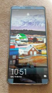 Smartphone Huawei Mate 10 Pro Azul. 6gb/128gb. Promoção